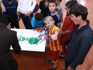 «МегаФон Таджикистан»: доброта начинается с тебя!