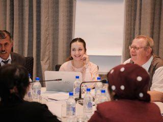 Первый Национальный диалог МУСЗ в Таджикистане